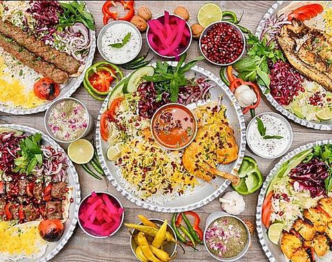 アラシのキッチン 先斗町店 Persian&Indian Halal Restaurant Arash's Kitchen