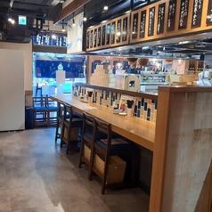 鮨 酒 肴 杉玉 美野島店の雰囲気1
