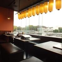 上野駅1分★一体感を楽しむワンフロアの貸切宴会◎