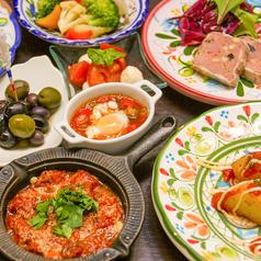 南欧田舎料理のお店 タパスのおすすめ料理3