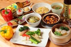 中華旬菜 ギャップのコース写真