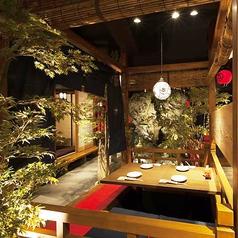 京町恋しぐれ 新宿 新館の雰囲気1