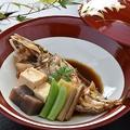 料理メニュー写真鮮魚煮付け(かれい・皮はぎ・のど黒・めばるなど)