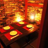 【2~4名様向け個室】おこもり感のあるテーブル個室は居酒屋デートや女子会、仲間うちの飲み会宴会に◎蒲田西口2分、駅近個室でお帰りも時間までゆっくりとおすごしできます。 満腹道場 蒲田西口店を是非ご利用ください★♪団体様のご利用にも最適です。和を基調とした優しく灯る間接照明が印象的な個室!