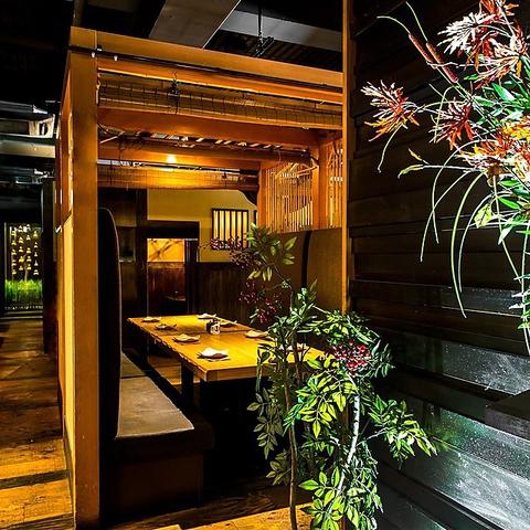 地鶏と個室居酒屋 よし河 難波店|店舗イメージ4