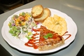 料理メニュー写真本日のキッシュプレート