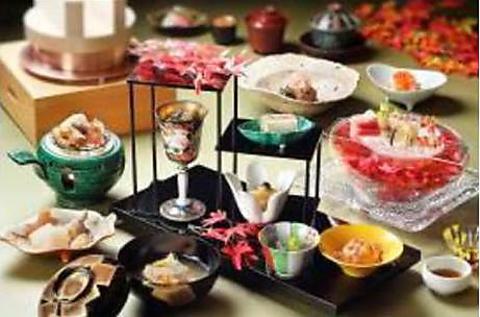 京都なだ万 賓館(烏丸御池/和食)...