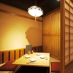 京町恋しぐれ 新宿 新館の雰囲気3