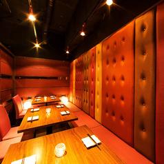 和食個室居酒屋 凛月 新宿店の雰囲気1