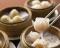 料理メニュー写真上海ショウロンポー/季節野菜蒸し餃子