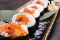 料理メニュー写真海鮮太巻き・おまかせ生寿司10貫/おまかせ生寿司 5貫