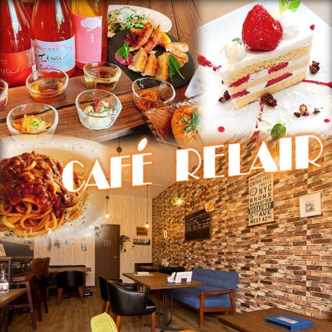 """CAFE RELAIR"""