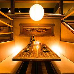 博多もつ鍋と博多水炊き なぎの木 青山店の雰囲気1