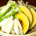 料理メニュー写真野菜5点盛