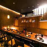 博多もつ鍋と博多水炊き なぎの木 青山店の雰囲気2