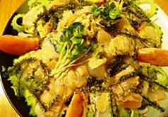 海八海鮮サラダ