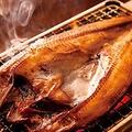 料理メニュー写真特大北海縞ほっけ
