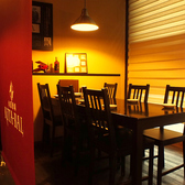 半個室イステーブル席 6名様まで 女子会、プライベートに幅広く