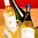 イタリアンによく合う各国の多彩なワインを取り揃え♪
