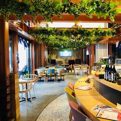 CAFE ZENON&ZENON SAKABA ゼノン 吉祥寺店の雰囲気1
