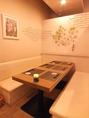 テーブル(6名席)