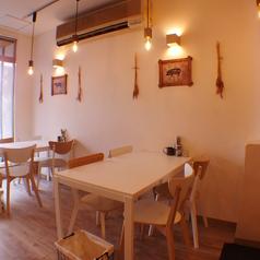 ONIKU CAFE KUUGAの雰囲気1