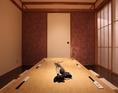 1部屋8名様までの完全個室掘りごたつ席