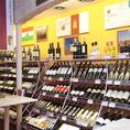 本場スペイン産ワインを楽しめます!