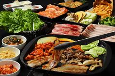 仙台パルコ2 肉食べ放題 BBQビアガーデン特集写真1