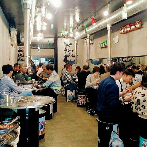韓国焼肉専門店 山賊 店舗イメージ7