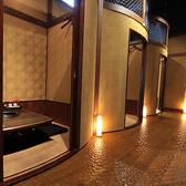 ◆完全個室7~10名様◆会社宴会や各種コンパなどに◎人数に応じてお席をご用意いたします。お気軽にご相談下さい!