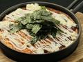 料理メニュー写真山芋のお好み焼き