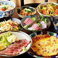 新鮮魚介を使った料理~フレッシュなサラダまで!