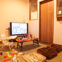 The second room cafeの雰囲気3