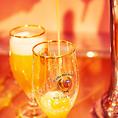 自社輸入&自社醸造樽生クラフトビールご提供☆池袋でのお食事に☆ご利用あれ☆自社醸造クラフトビール、当社直輸入のベルギークラフトビールを取り揃えております☆料理と相性の良い当社オリジナルビールをはじめ、フルーツビールやすっきりと飲めるホワイトビールなど、豊富なラインナップで様々な味わいを☆
