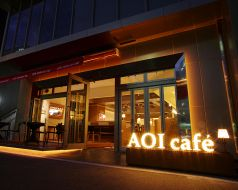 AOI cafe 新栄店の写真