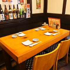 茶茶 北の旬菜 北海道料理の雰囲気1