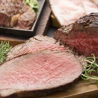 一枚一枚丁寧に焼かれたステーキは絶品♪