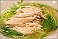料理メニュー写真鶏絲麺(チースーメン)