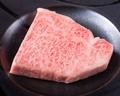 料理メニュー写真プレミアム神戸牛 サーロイン 120g