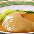 料理メニュー写真フカヒレの姿醤油煮(1枚)