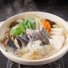 フカヒレ入り海鮮鍋