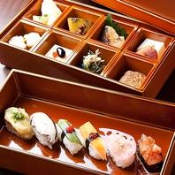 本格日本料理がランチ1650円、コース2700円~