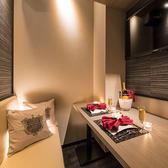 落ち着いた雰囲気の個室…大人のご宴会を…