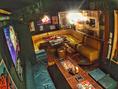 最大30名様の大きい個室は札幌市内のBARでも大変貴重です!新機種になったカラオケで2次会も大盛り上がり♪大人気のため御予約はお早めに♪