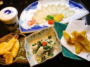 鳴門寿司のおすすめ料理1