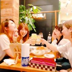 肉バル &meat 難波心斎橋店の雰囲気1