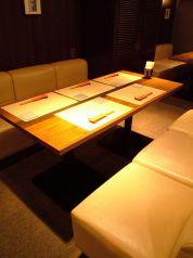 【2階】ゆったり寛げるソファー席(4名~6名様◎)