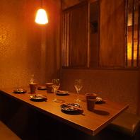 個室2名~最大25名様迄★趣溢れる木造の店内。