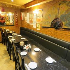 中華食べ飲み放題 八仙宮 上野の雰囲気1